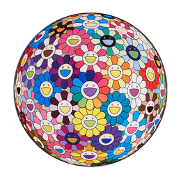 Flowerball (Thoughts on Matisse)