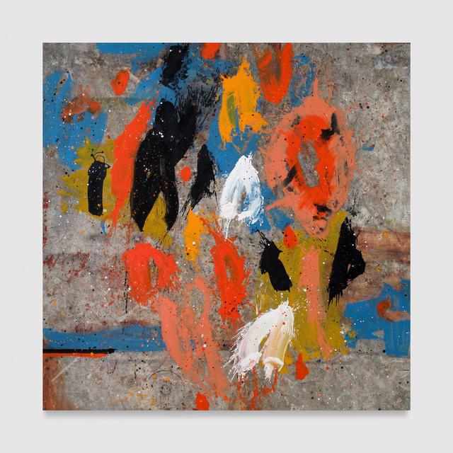 , 'Deassembled Composition,' 2016-2017, Baert Gallery