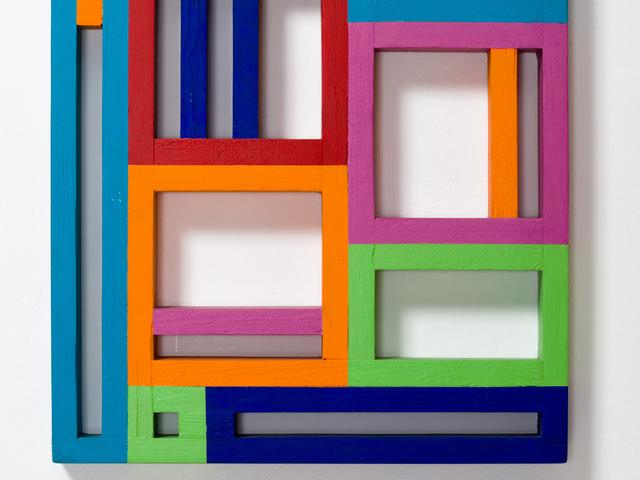 Attila Joláthy, 'Structure and Colour', 1969-1991, VILTIN Gallery