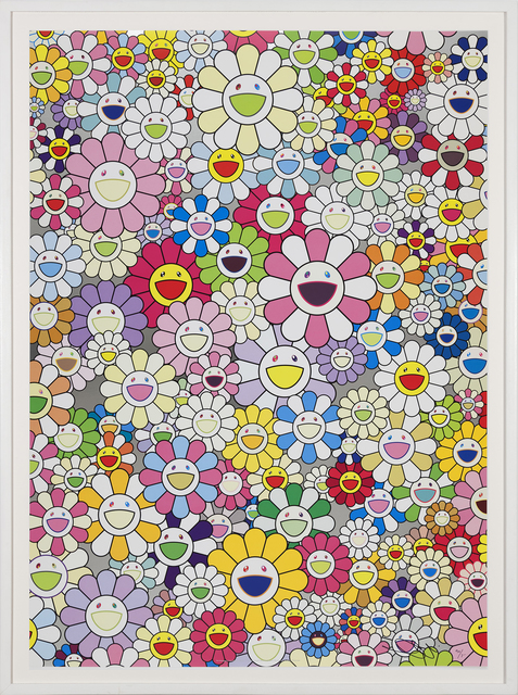 , 'An Homage to Yves Klein, Multicolor A,' 2012, Gagosian