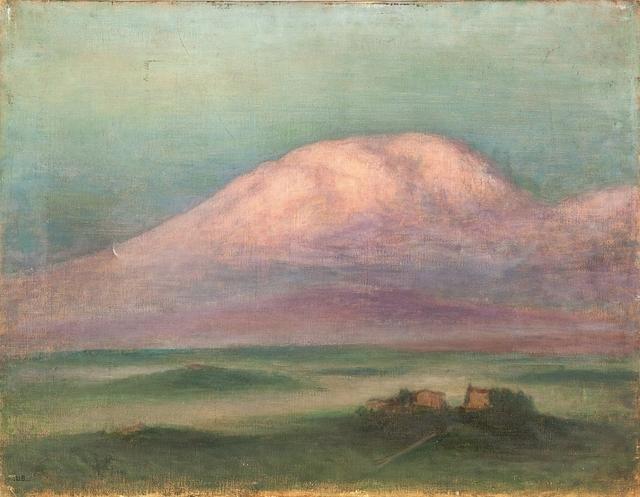Ugo Bernasconi, 'Il Monte Rosa', Aste Boetto