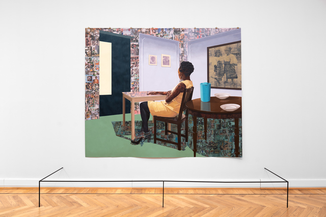 , 'In the Lavender Room,' 2019, Statens Museum for Kunst