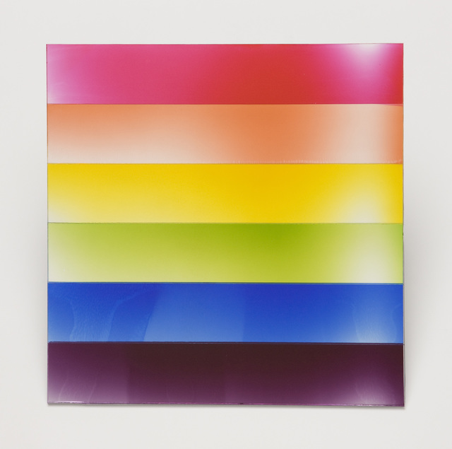 """, '22"""" Rainbow,' 2017, Palette Contemporary Art and Craft"""