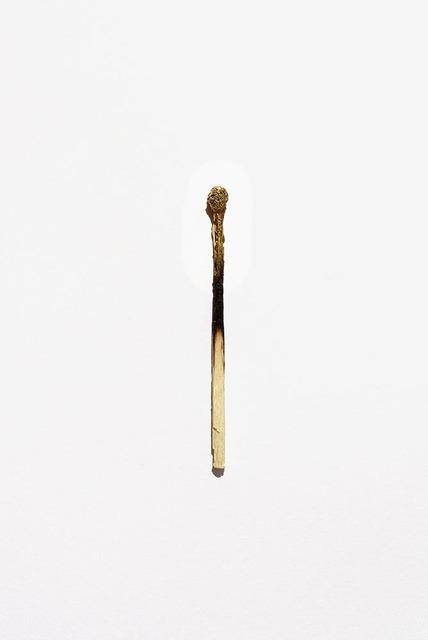 , 'Un joueur,' 2015, Galerie Les filles du calvaire