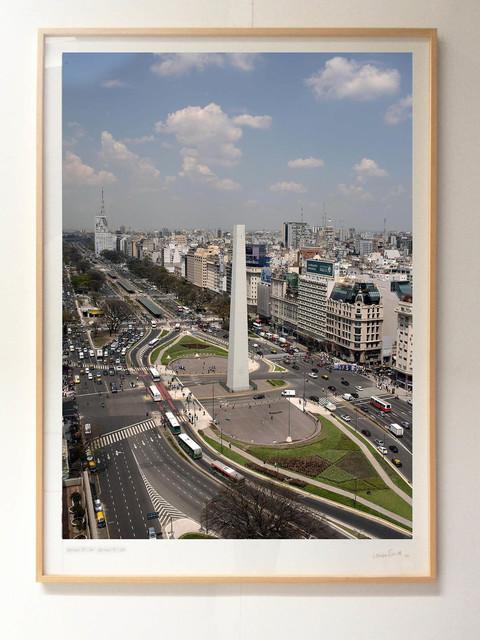 ", '""Obelisco sin punta - La Democracia del Símbolo"",' 2015, Luciana Brito Galeria"
