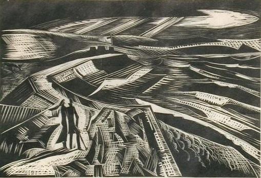 Paul Nash, 'The Bay', 1922, Osborne Samuel