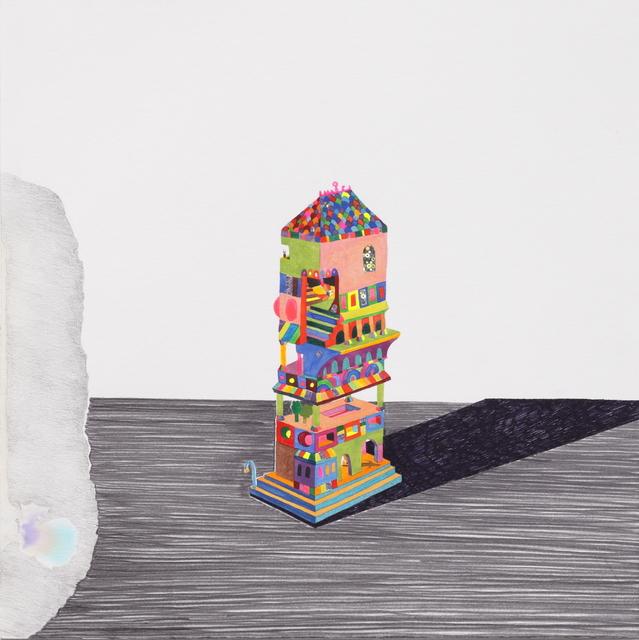 , 'Tower,' 2013, Leehwaik Gallery
