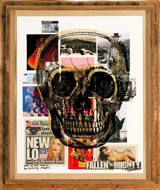 , 'SKULL,' 2012, ARTI.NYC