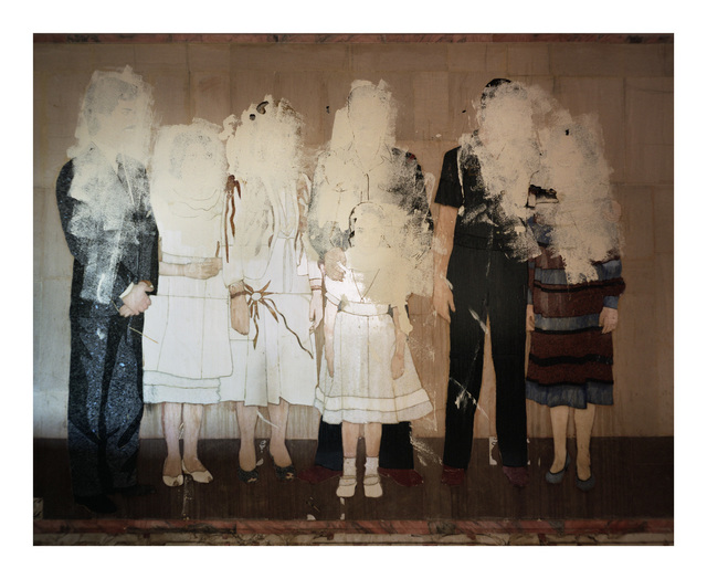 , 'Hussein Family Portrait,' 2003, Galerie Julian Sander