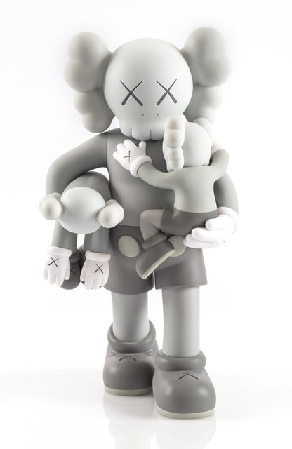 KAWS, 'Clean Slate (Grey)', 2018, Other, Painted cast vinyl, Heritage Auctions