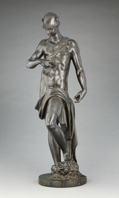 Alessandro Vittoria, 'Mercury', 1559-1560, J. Paul Getty Museum
