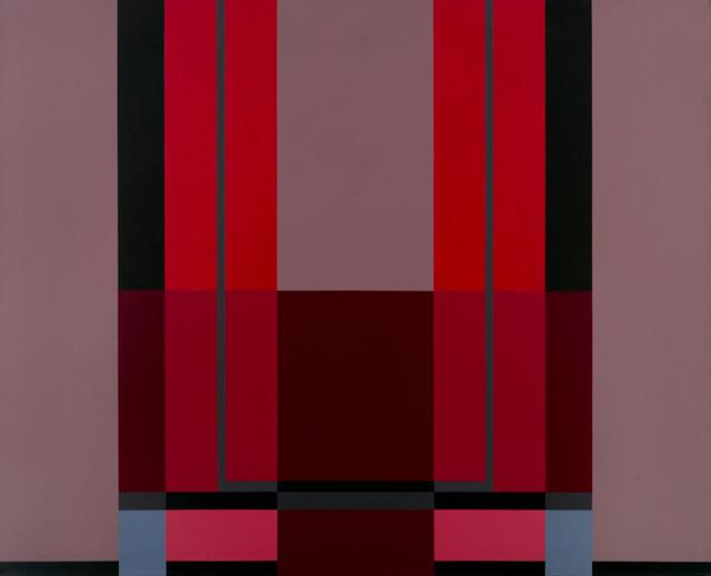 , 'Acrylic No. 4,' 1977, Henrique Faria Fine Art