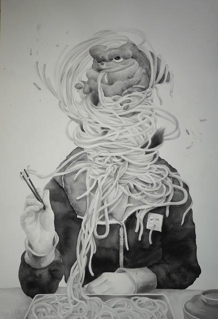 , 'Spaghetti,' 2016, Powen Gallery