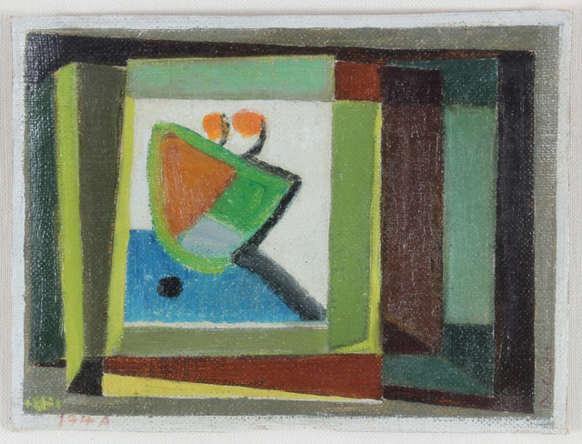 Werner Drewes, 'Untitled', 1941, Addison Rowe Gallery