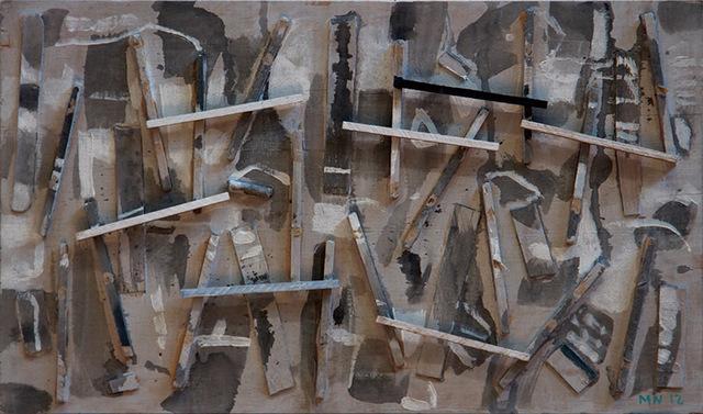 , 'Al blanco,' 2012, le laboratoire