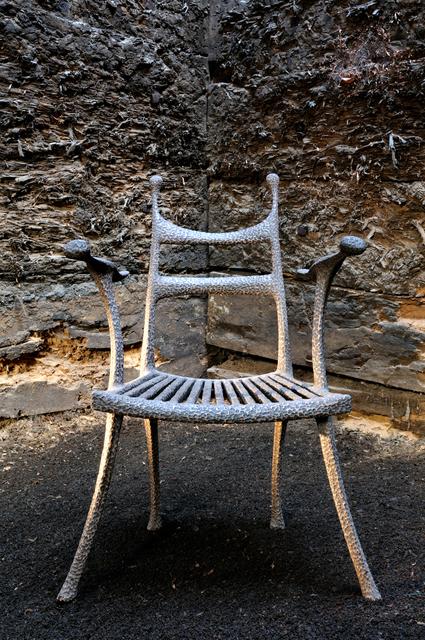 Nicolas Cesbron, 'Armchair', 2019, Design/Decorative Art, Wood, Antonine Catzéflis