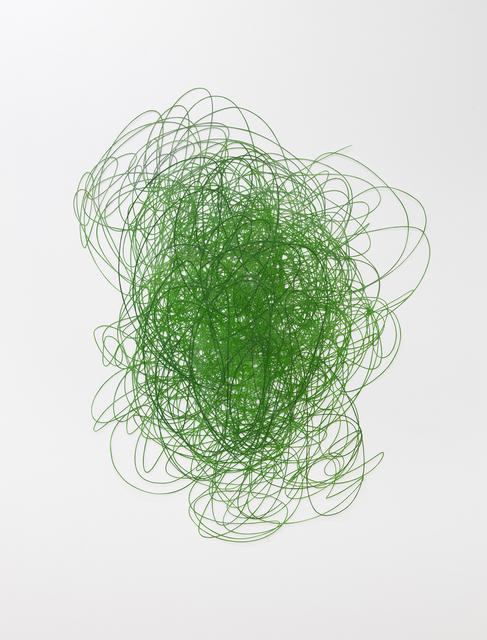 , 'Green,' 2016, Galerie Anhava