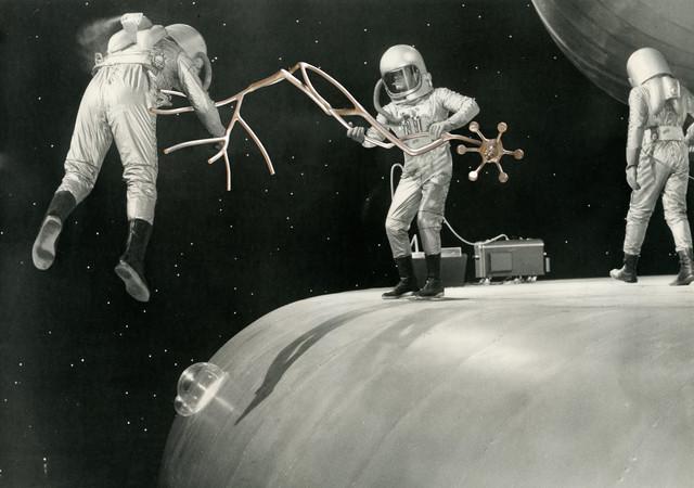Daniel Rothbart, 'Space Engeneers 1932-2019', 2019, Galerie Depardieu Art Contemporain