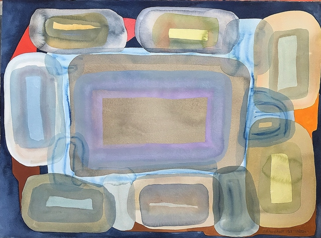 , 'Milton,' 1968, Lawrence Fine Art