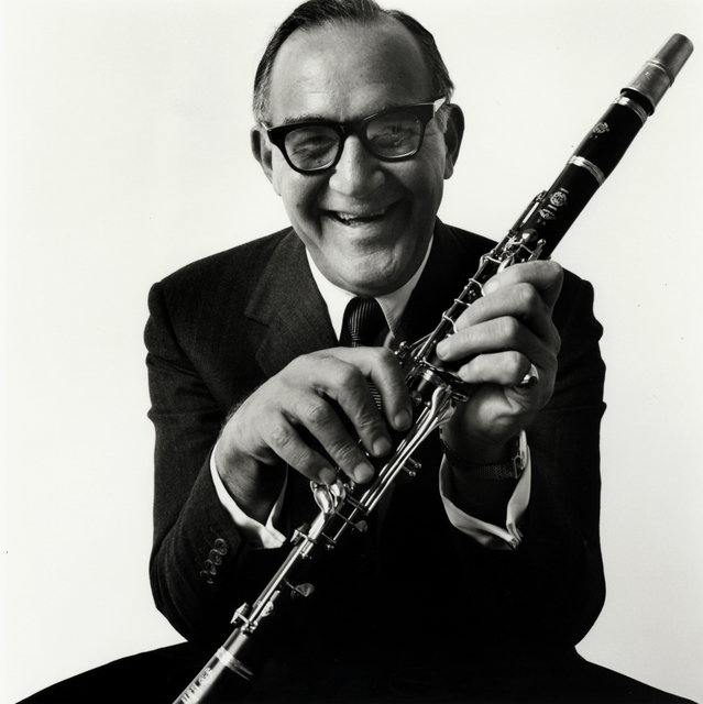 , 'Benny Goodman,' 1958, Staley-Wise Gallery