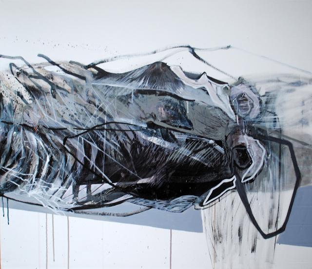, 'Tissues 2,' , BERLIN BLUE art