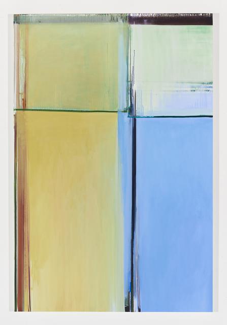 , 'Untitled (Split Format 6),' 2017, Cecilia de Torres Ltd.