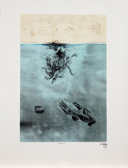 , 'Ofelia ,' 2011, Nuun Espacio de Arte