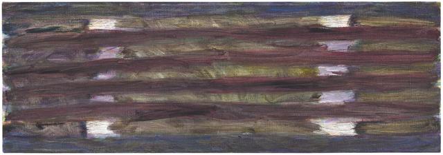 , 'Painting #16,' 2013-2015, Galerie Anhava