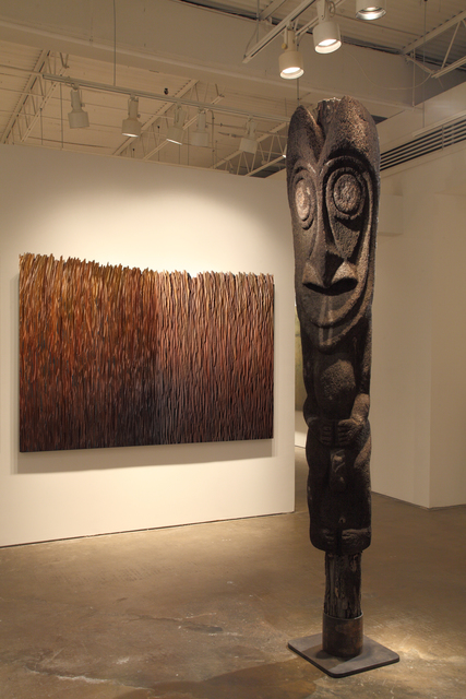 , 'Ni-Vanuatu Fern Tree Initiation Figure #2,' Early to Mid 20th Century, Bill Lowe Gallery