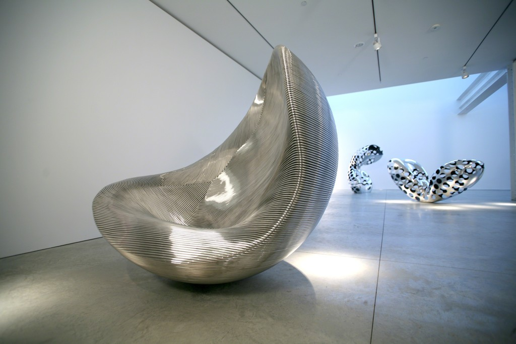 Ron Arad Guarded Thoughts  Friedman Benda  Artsy