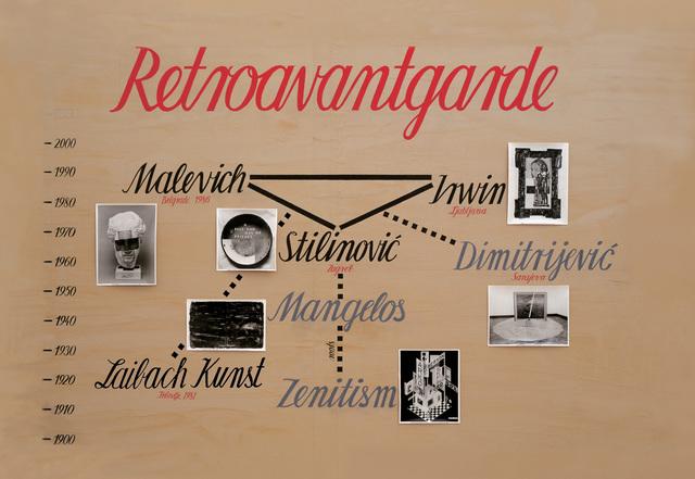 , 'Retroavangard,' 1996, Pera Museum