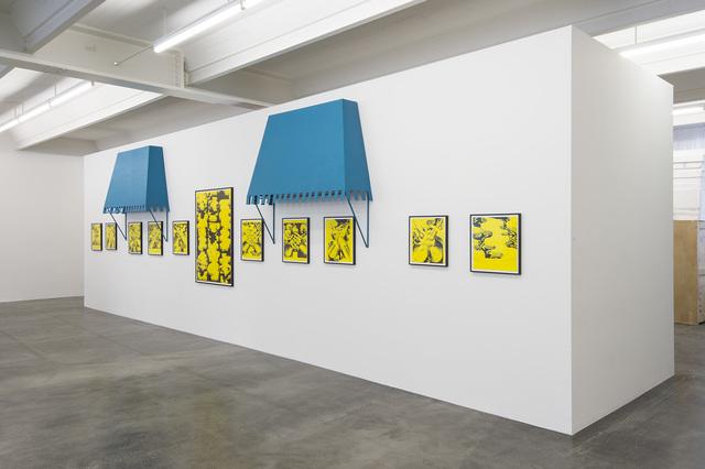 , 'Fatal, Fatal, Kadath, Fatal,' 2013-2015, Kunstverein Reutlingen