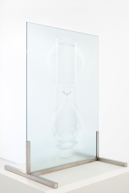, 'Double Object (Bec Auer/Hourglass),' 2016, Galerie Nordenhake