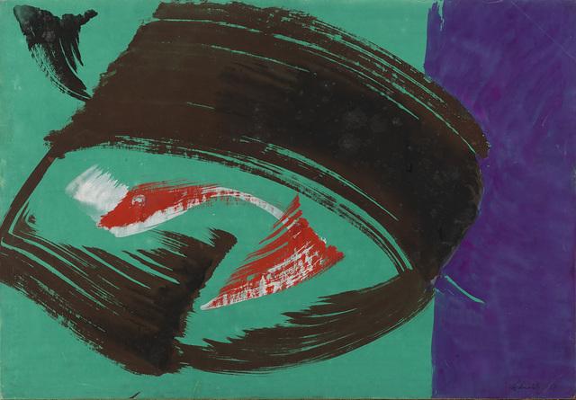 Gérard Schneider, 'Untitled', 1967, Il Ponte