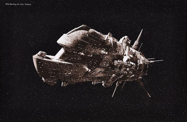 , 'HMS Hawking de classe Neptune,' 2017, GALERIE GEORGES-PHILIPPE ET NATHALIE VALLOIS