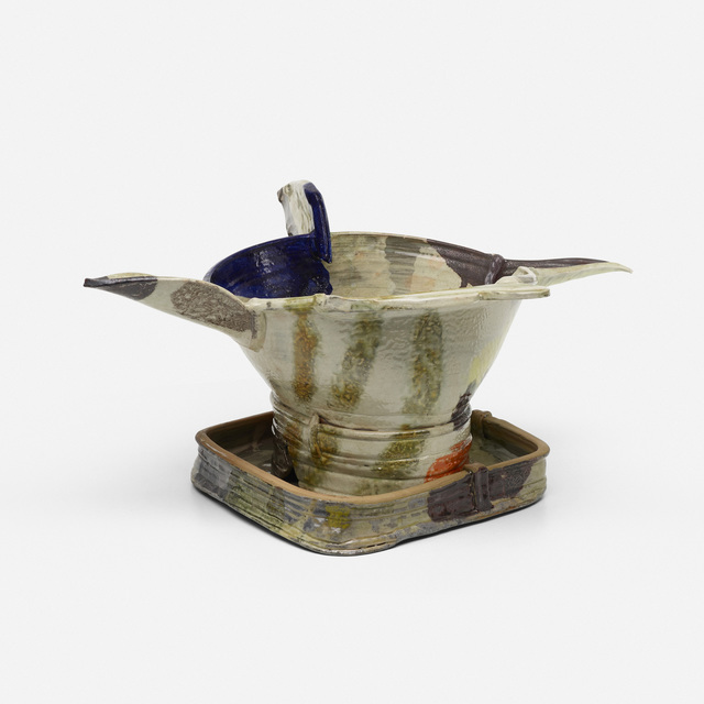 Betty Woodman, 'Orate Soup Tureen', 1989, Wright