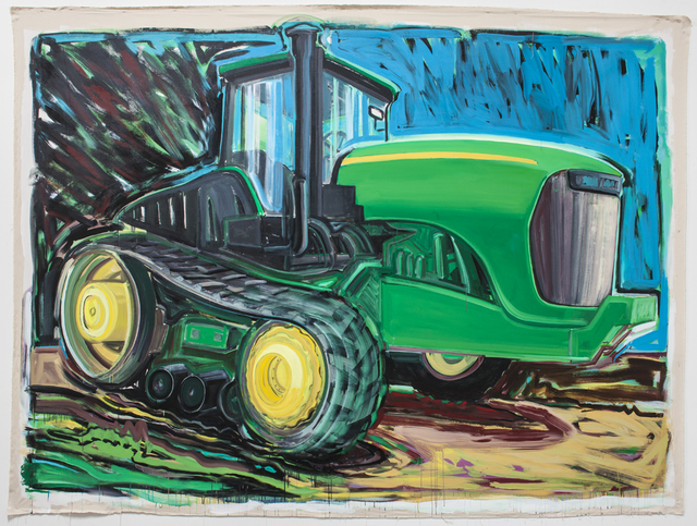 , 'Big Guy (John Deere #2),' 2013, Rosamund Felsen Gallery