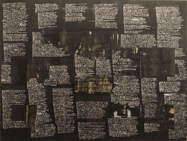 , 'En crudo,' 2017, WALDEN