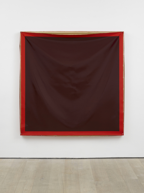 , 'Bare (Red) ,' 2017, Lisson Gallery