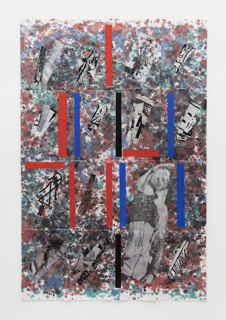 , 'Tintura Airmail Painting No. 193  ,' 2017-2018, Alexander and Bonin