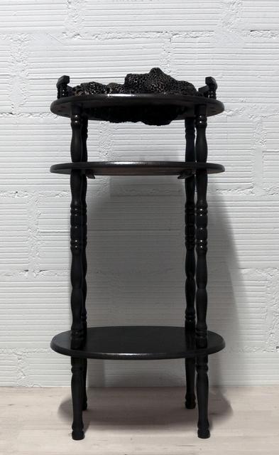 , 'Corail Restauration, variation 26,' 2018, Galerie Céline Moine & LGFA