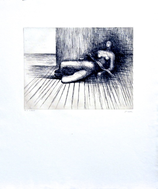 Henry Moore, 'Reclining Figure', 1978, Kunzt Gallery