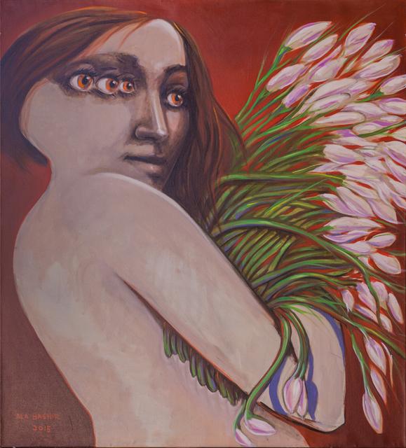 , 'Memory of hope,' 2015, al markhiya gallery