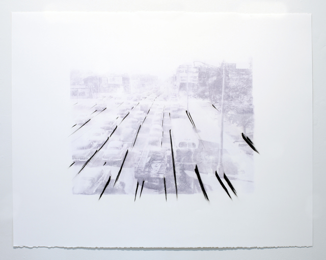 , 'River Detroit VII,' 2017, Wasserman Projects