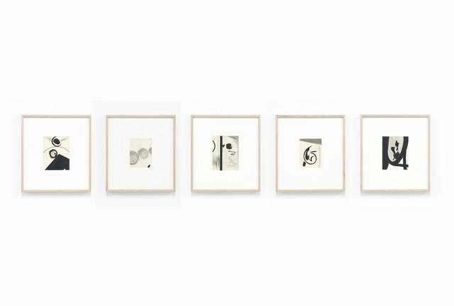 , 'Untitled, from the series Living smoke and clearwater drawings (Set B),' 1967, PROYECTOSMONCLOVA