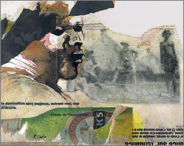 , 'DE TOQUEVILLE,' 2002, ARTCO Gallery