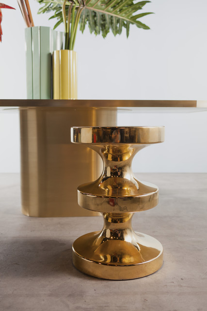 , 'Bishop stool/side table,' 2004, Carwan Gallery