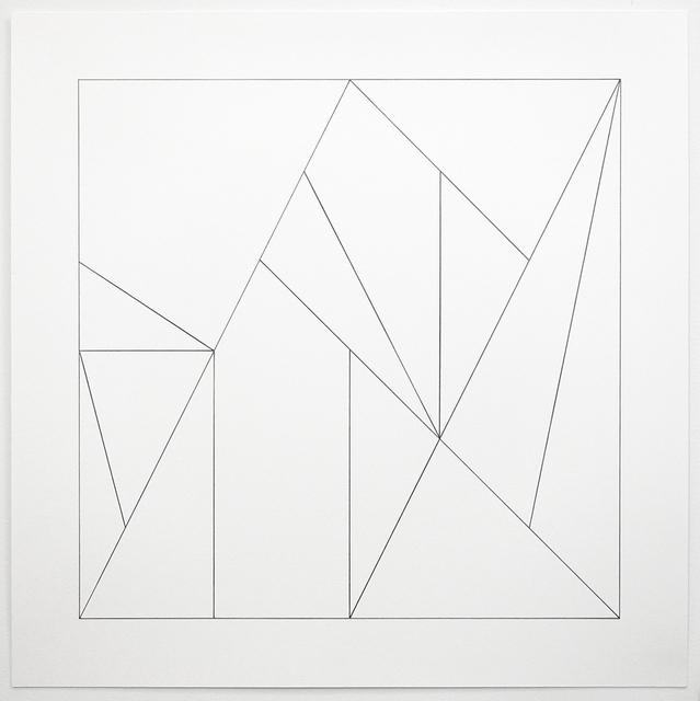 , 'Ostomachion 17, 152 D,' 2014, Bureau