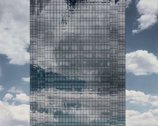 , 'Rational Reality: Clouds 6,' 2013-2015, C-Space+Local