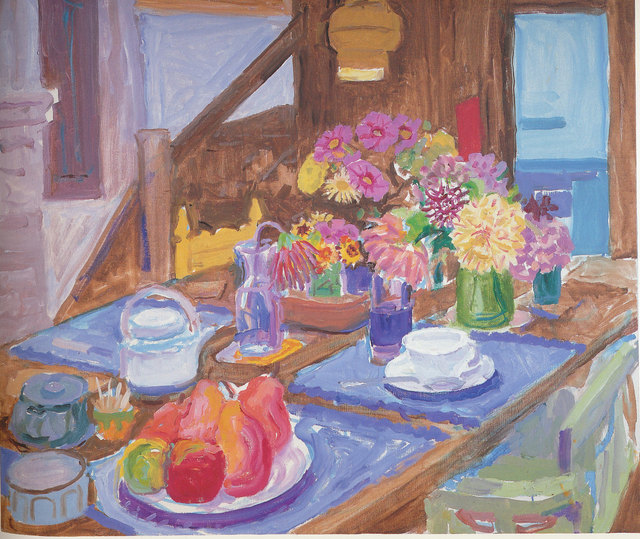 , 'Eudora Room, October,' 1982, Reynolds Gallery